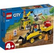 Lego City Bullldozer da cantiere