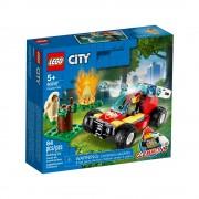 Lego City Incendio nella foresta