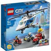 Lego City Inseguimento sull'elicottero della polizia